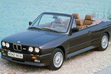1988 BMW 320i Convertible