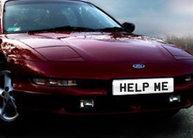 Ford Probe and the social status of a car dealer