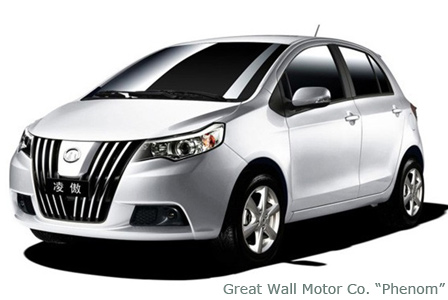 great wall motor co phenom