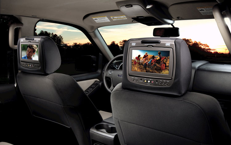 Keeping The Family Happy With InCar Entertainment Motor Trade - In car
